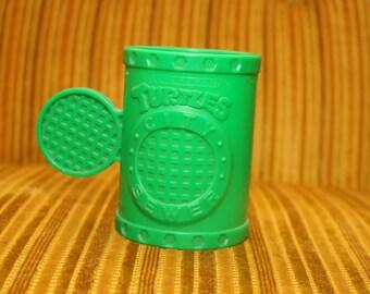 TMNT 1991 Mirage Studios Teenage Mutant Ninja Turtles Sewer Cup