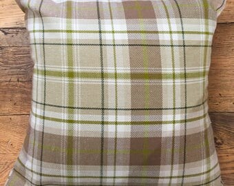 Tartan Cushions - handmade to order