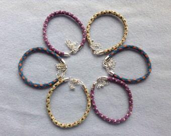 Friendship Bracelet - Kumihimo Bracelets