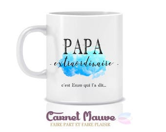 "Mug gift dad father's day ""great Dad"""