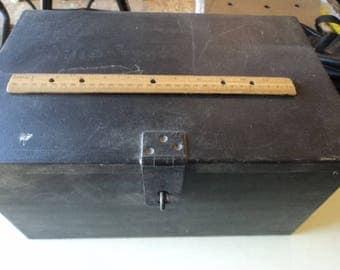 Vintage Steel Case
