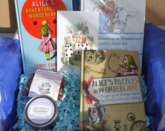 Alice in Wonderland - Lewis Carroll - Box of Delights