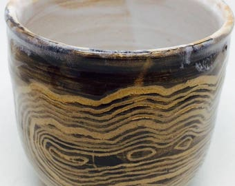 Mountain contour line,unique,handmade,ceramic,pottery,coffee, tea cup,gift,housewarming ,kitchen, dining