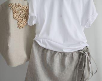 Skirt. 100% linen.