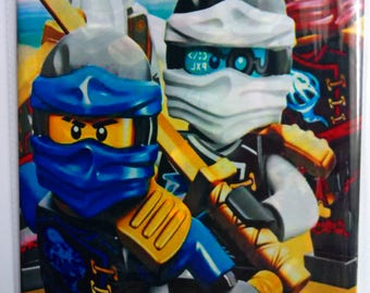 Tablecloth Ninjago 1 pcs. Tablecloth for children's holiday, birthday or party.Set for children's holiday, party or birthday. Ninjago party.