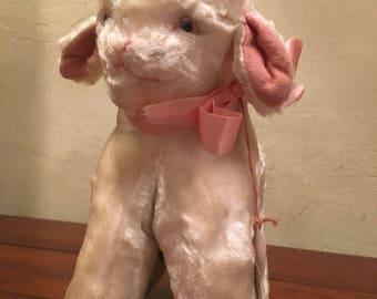 Vintage Musical Mary Had a Little Lamb