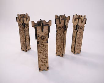 Giant Pillars (4 items)