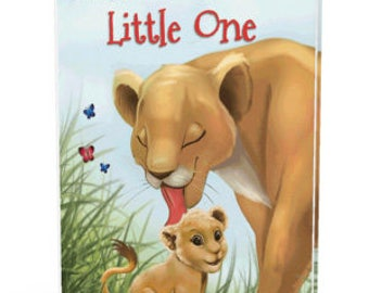 Little One Little One - Personalized Book For Kids - Baby Shower Gift - Books For Children