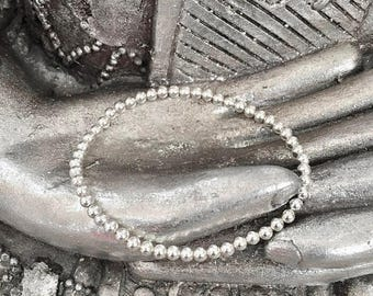 25% OFF 4MM Sterling Silver Bracelet