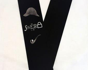 Sherlock Holmes Bookmark
