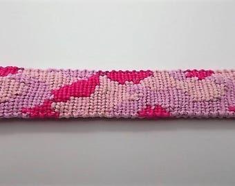 Friendship Bracelet Woven - Friendship Gift For Girls - Friendship Cotton Bracelet