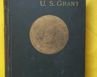 Personal Memoirs of U. S. Grant, Two Volumes (1885, 1st)