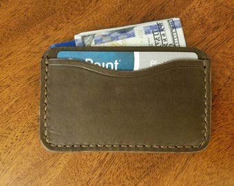 Card wallet, card case, minimalist wallet, leather wallet, wallet, men's wallet