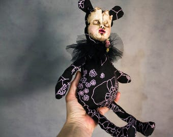 Art doll OOAK dolls collection