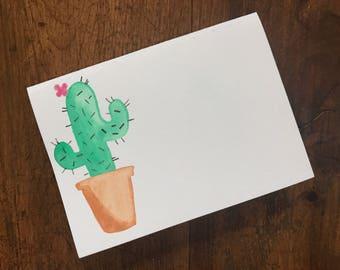 Bloomin' Cactus