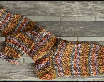 Dicke Socken Gr.44 aus REGIA Sockengarn