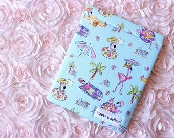 Flamingo Book Sleeve