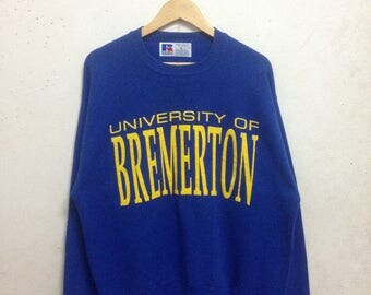 Vintage 90's Russell Athletic Sweatshirts Size L