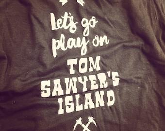 Frontierland Tom Sawyer Shirt