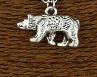 Beautiful Bear Charm Bracelet