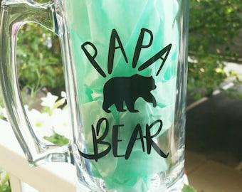 Papa Bear 32 oz Mug