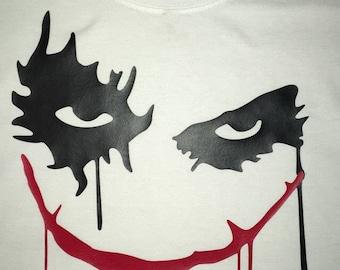 Joker t shirt batman tee