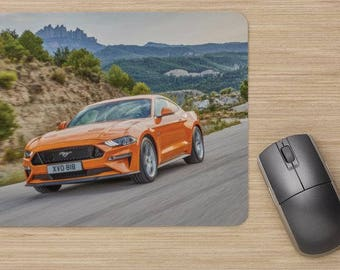 Ford Mustang mousepad, Dodge, Ford, Ford Mustang, Custom Mousepad, Personalized Mousepad, Cars, sport cars