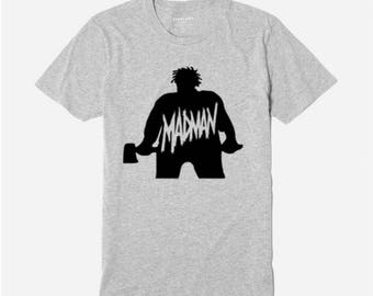 Madman Marz Slasher Camp Killer Eighties Horror T Shirt Clothes Many Sizes Colors Custom Horror Halloween Merch Massacre