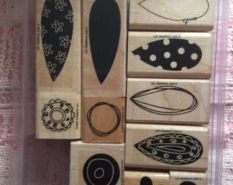 Stampin Up Pick a Petal Retired