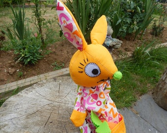 """My little bunny"" puppet - only one"