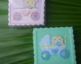 Baby Carriage soap