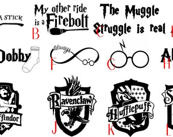 HP Decals