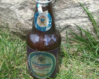 Vintage German Brown Beer bottle