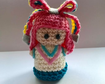 Giffany Amigurumi Doll from Gravity Falls