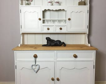 Pine Farmhouse Welsh Dresser