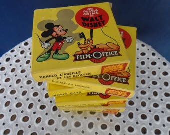 Walt Disney movie - Donald - MickeyFilm 8 mm, cartoon - film on reel - super 8 film