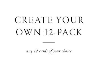 Create Your Own 12-Pack