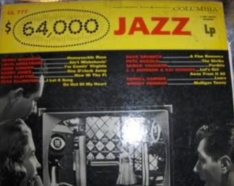 Various Artists - 64,000 Dollar Jazz