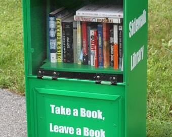 Little Sidewalk Library