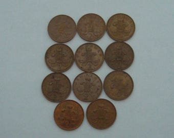 GB 2 Pence Coin