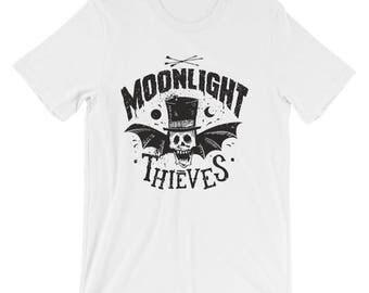 Moonlight Thieves Short-Sleeve Unisex T-Shirt