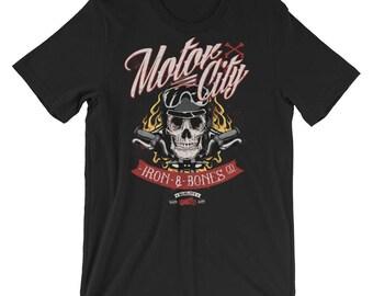 Motor City Short-Sleeve Unisex T-Shirt
