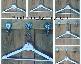 Personalised Wooden Hangers For Special Occasions