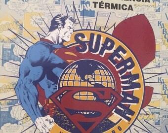 Super Man Iton-on