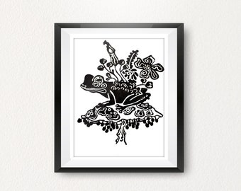 The Ambiguous Amphibian