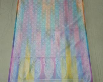 Semi Silk & Polyster Stoles