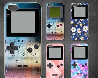 Custom gameboy iphone 7 case, iphone 7 plus case, iphone 6/6s , iphone 6s  case, iphone 6 plus case, iphone 5/5s case, 5c case, 4/4s