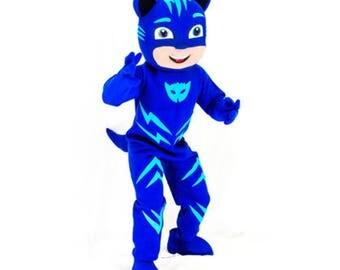 PJ Masks Style Mascot Costume