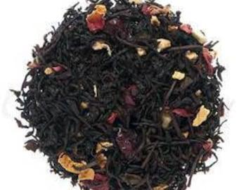 Cranberry Clementine black tea
