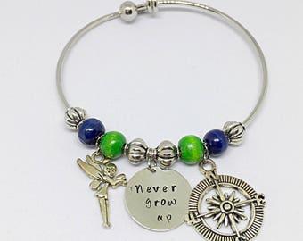 Neverland Bangle Bracelet